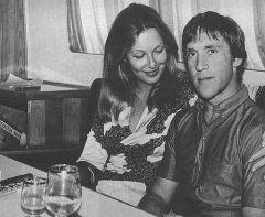 Высоцкий с Мариной Влади