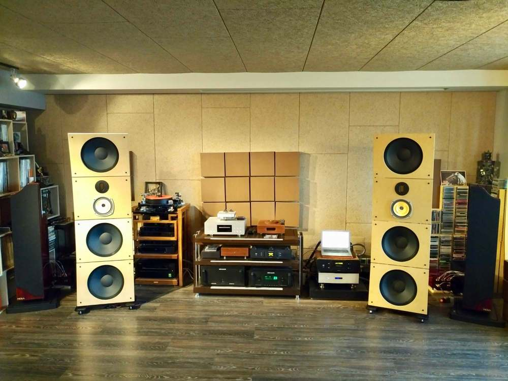 PureAudioProject: Open Baffle Speakers, честный звук без