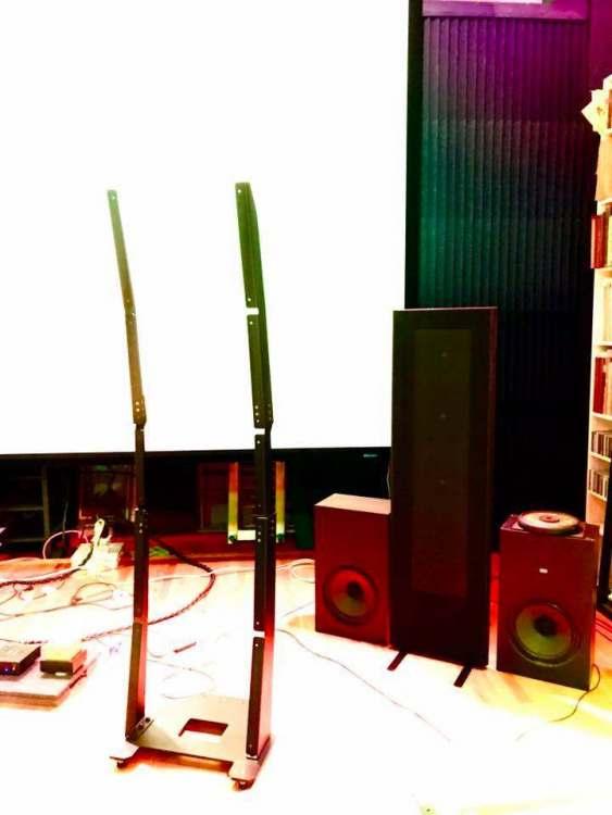 PureAudioProject: Open Baffle Speakers, честный звук без прикрас