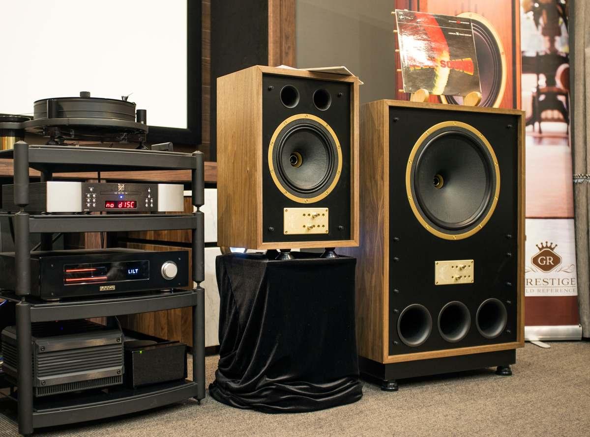 Tannoy Audio Legacy  Eaton, Cheviot, Arden. Классика жанра