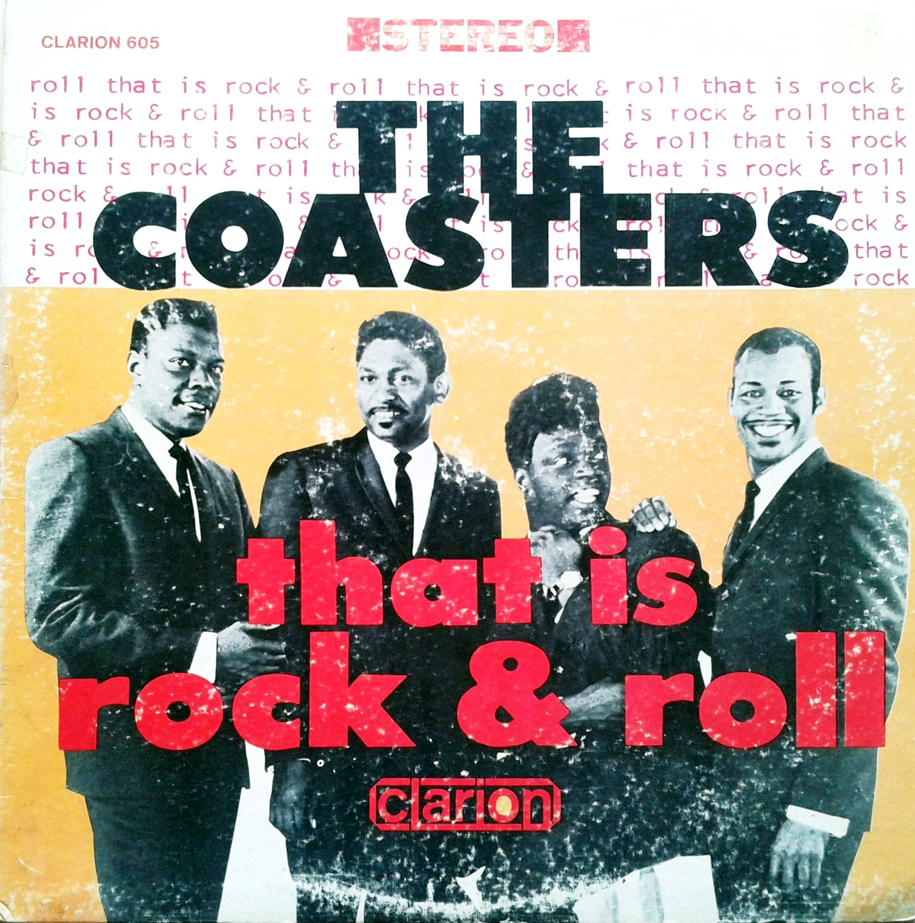 The Coasters – That Is Rock & Roll