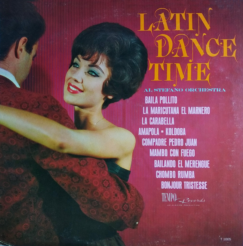 Al Stefano Orchestra – Latin Dance Time
