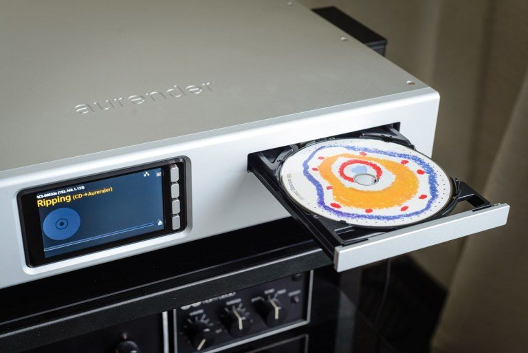 Обзор. Aurender ACS10. Аудиофильский риппер-сервер
