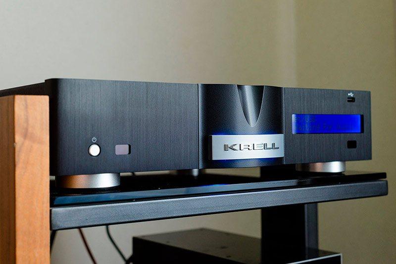 Обзор. Krell Vanguard Universal DAC. Самый универсальный ЦАП
