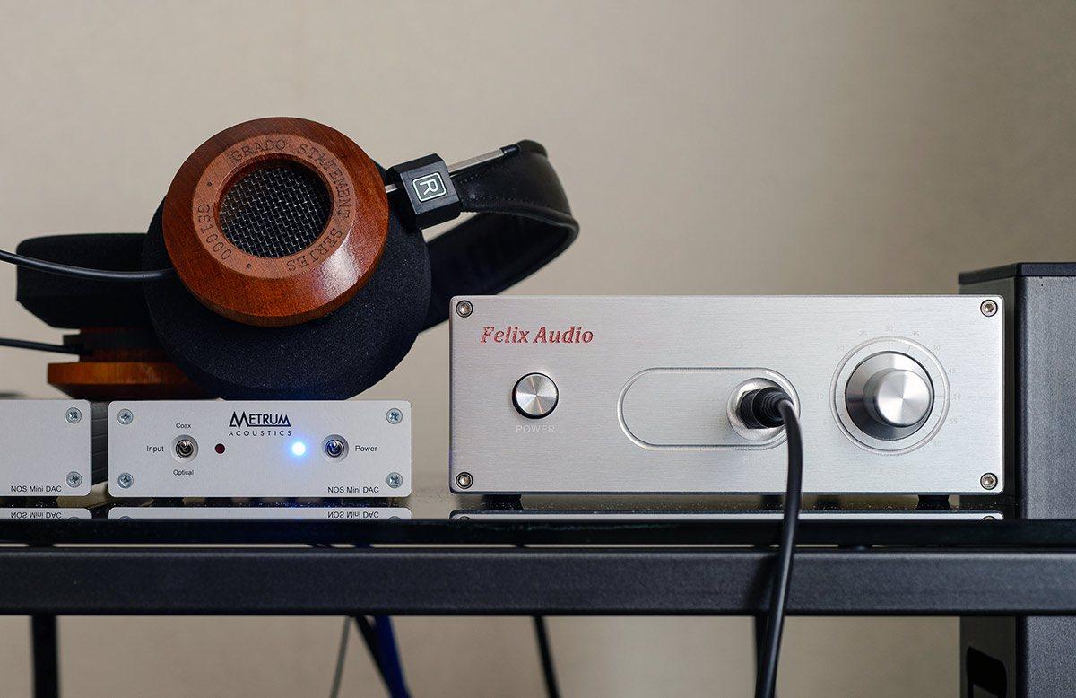 Felix Audio HA-1. Усилитель, который справится с любыми наушниками
