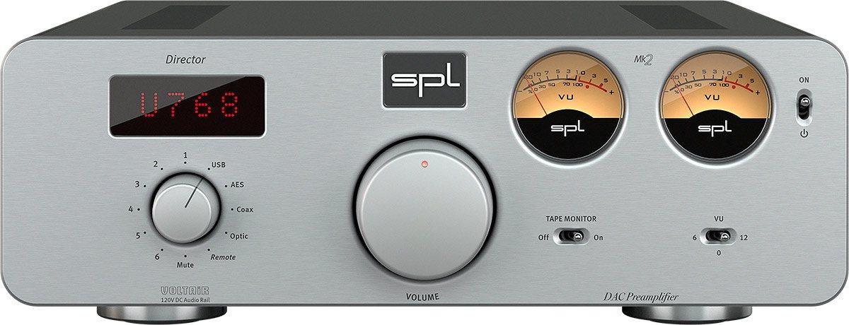 SPL Direktor Mk2 & Performer s800 - живая классика