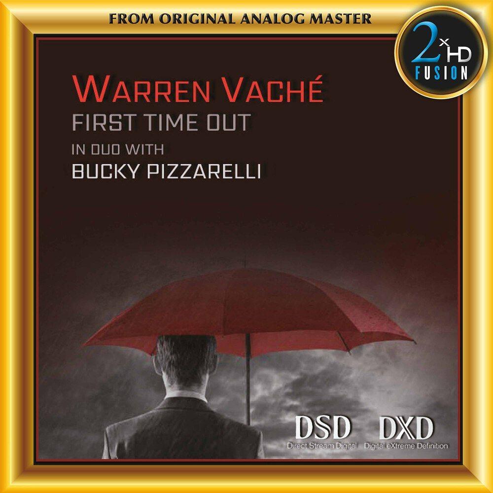 Warren Vaché, Bucky Pizzarelli First time Out.jpg